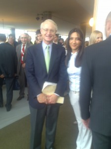 Michael Porter i Dragana Djermanovic